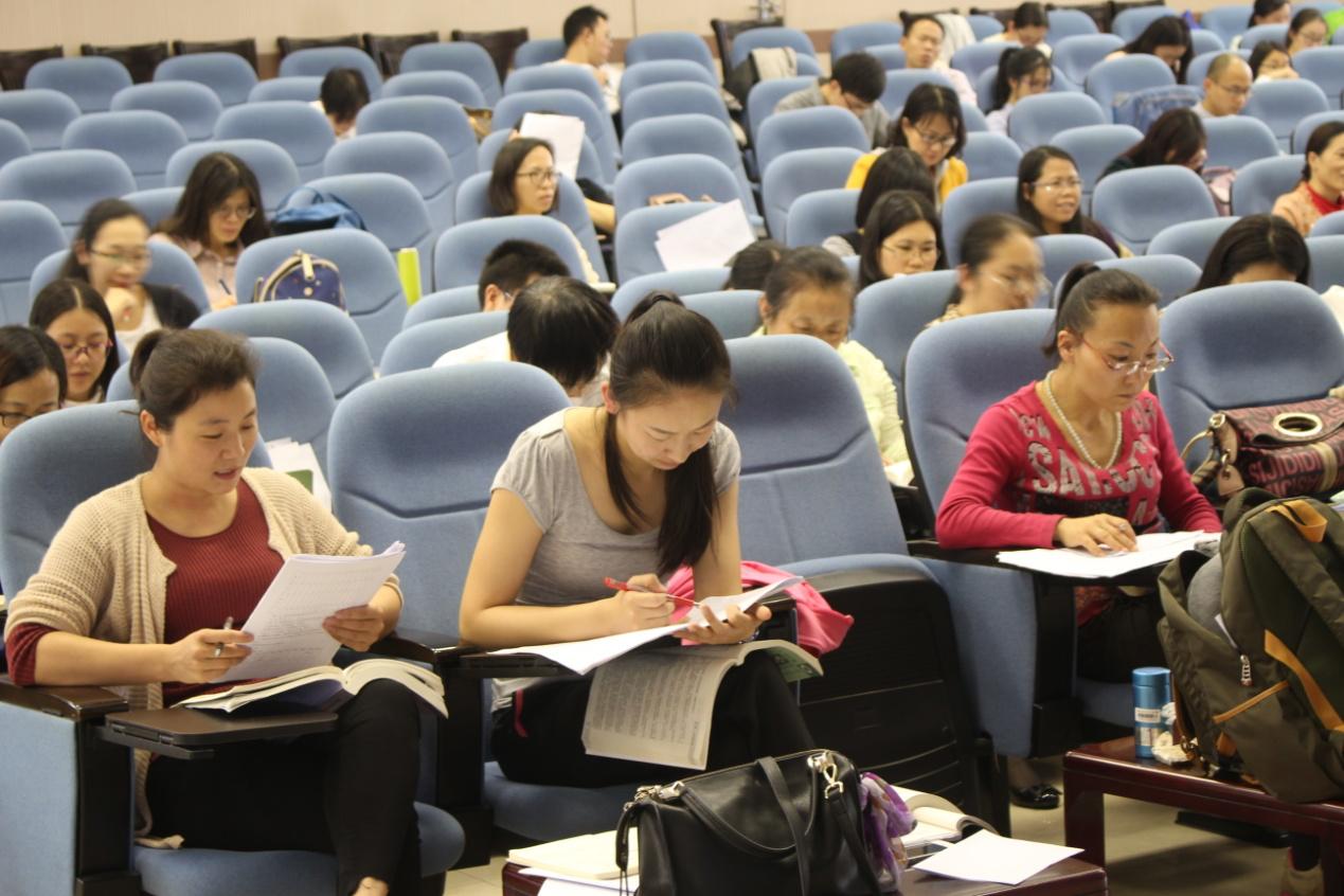 中山市2016年三级心理咨询师培训班取得圆满结束